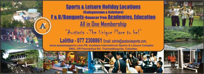 Home - Austasia Sports & Leisure Club